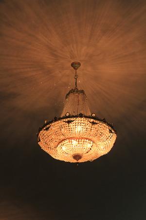 lamps. photo