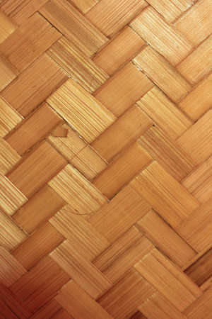 trabajo manual: Bamb� textura de madera, trabajo hecho a mano tailandesa