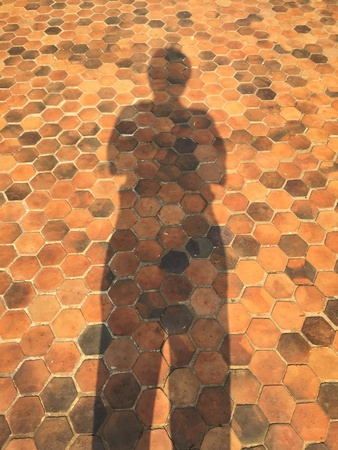 man: Shadow of man