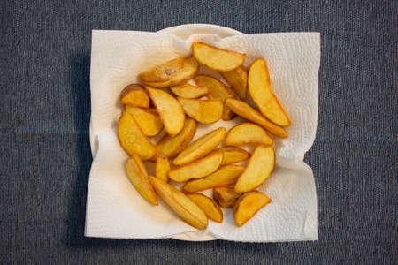 Home-Made Potato Fries