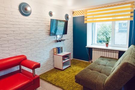 apartment living: The Interior Design: Modern apartment Living room