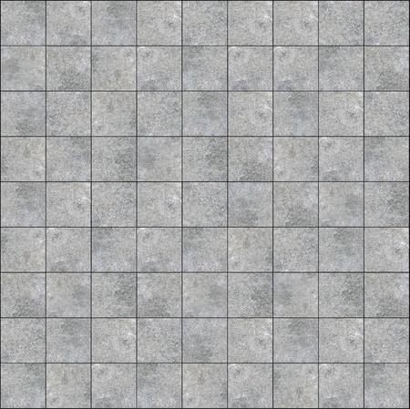 Patrón de hormigón, mosaico.