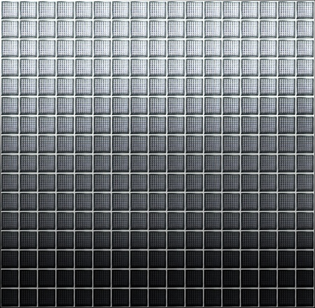 glass block wall background photo