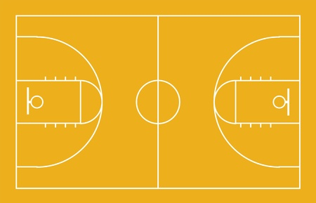 courts: basketball court.