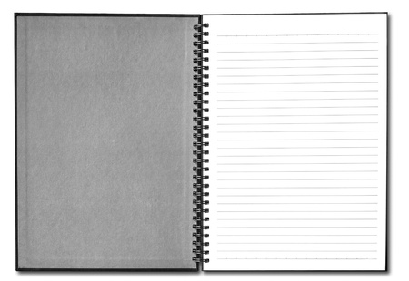 notebook Stock Photo - 9702583