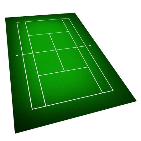 tennis court . Grass court photo