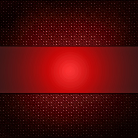 illustrate of red grill texture background. Stock Photo - 9850624