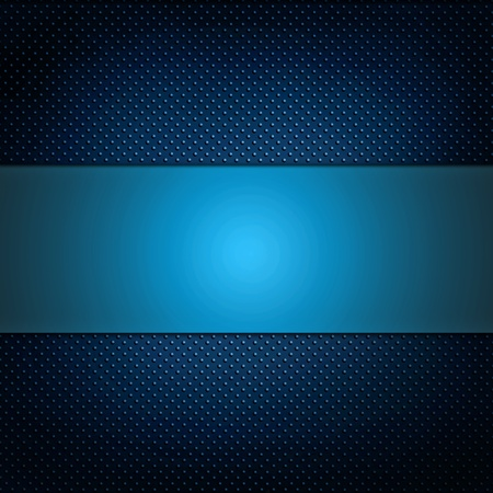 illustrate of blue grill texture background. Stock Photo - 9850631