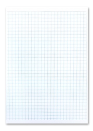 grid: Grafico carta blu Archivio Fotografico