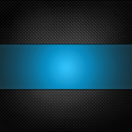illustrate of blue grill texture background. Stock Photo - 9971653