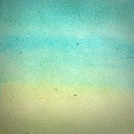 Water color on old paper texture background photo