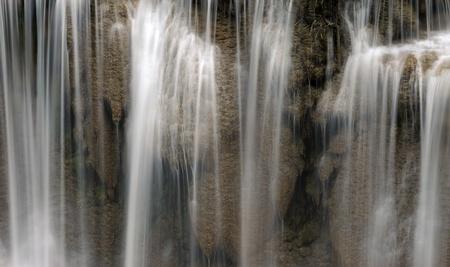 Huay Mae Khamin Waterfall ,Thailand Stock Photo - 10721196