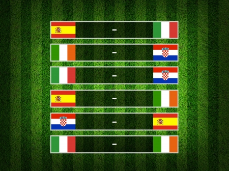 Group stage ,euro 2012 group C photo