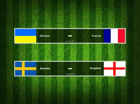 Match Day - 15 June 2012 ,euro 2012 Group D photo