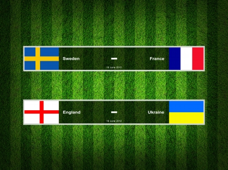 Match Day - 19 June 2012 ,euro 2012 Group D photo