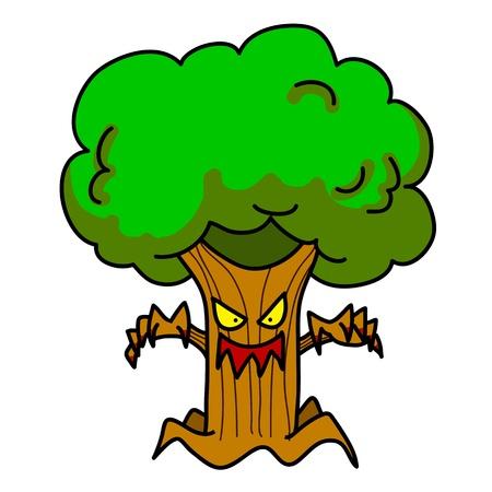 Halloween character  cartoon. Stock Vector - 15764715