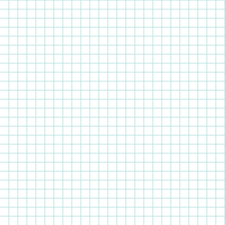 graph paper: Blue graph background Illustration