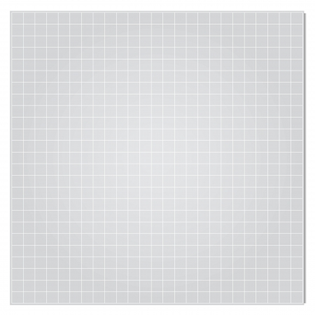 Gray graph paper background Illustrator Vector
