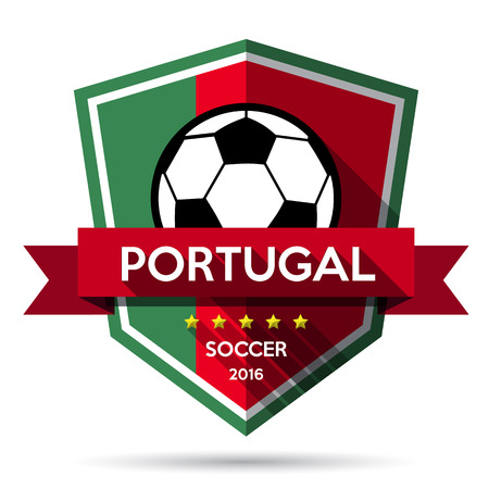 portugal flag: Portugal flag badge