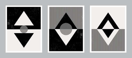 Pastel Modern Poster Art. Abstract Wall Art. Digital Interior Decoration Art for print.