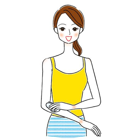 Women Skin Care Moisturizing Body Care