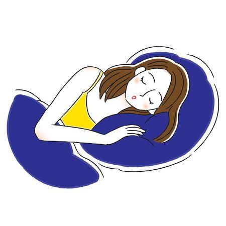 Women Sleep Relax