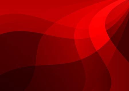 Geometric red color abstract background modern design.