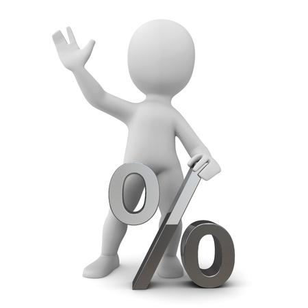 Pepe percentage Stock Photo