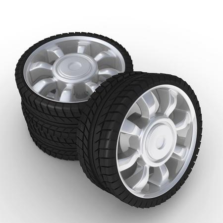 wheels Stock Photo - 12470582