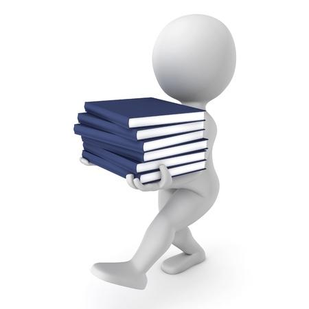 apporter: Livre de lecture de caract�res