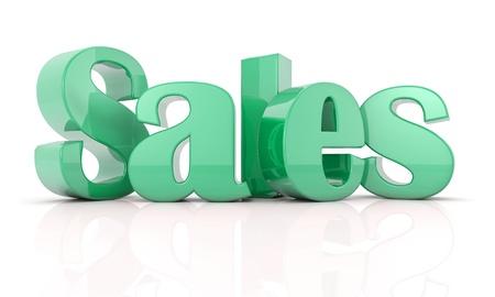 3d text sales G