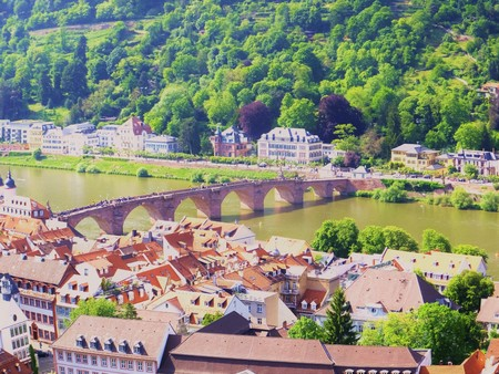 heidelberg: A view of Heidelberg