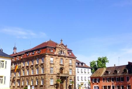 case colorate: Case colorate di Speyer