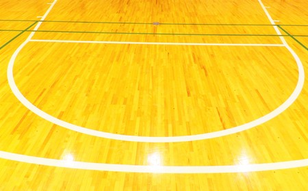 gym floor: Gym floor