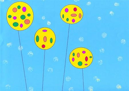 clavados: Las esporas se fijaron en el agua
