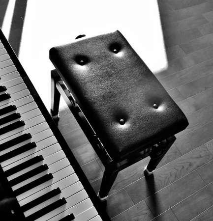 hardball: Sun Yang of hardball and the living room piano black and white
