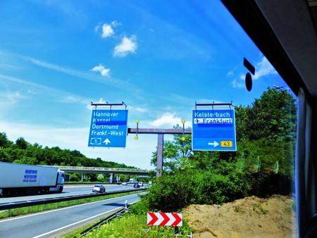 autobahn: Landscape of the Autobahn