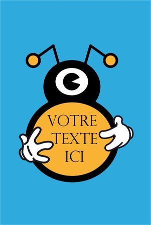 communication message Logo Stock Photo
