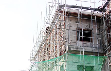 Visit the construction site.