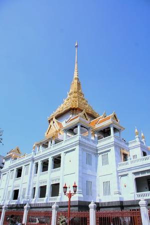 wat tri mite thailand photo