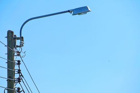 street lantern: Street light Stock Photo