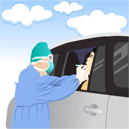 Overview of how vaccines drive thru
