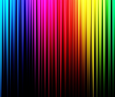 glow: dark abstract spectrum background  Stock Photo