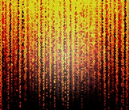dark abstract spectrum background Stock Photo - 13333596