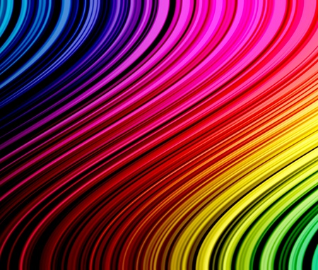 dark abstract spectrum background  Stock Photo - 13333615