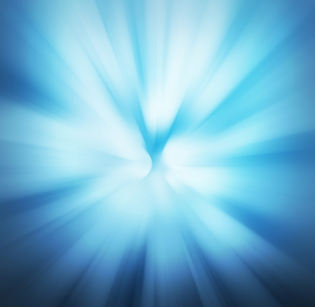 Abstract background rays blue colour photo