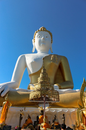 Wat Phra That Doi Words Chiang Mai The South East Asia Thailand photo