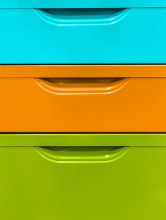 lockers: Document cabinet lockers green
