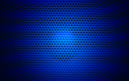 speaker grill: Speaker grill texture black Stock Photo