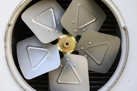 Propeller air conditioner photo